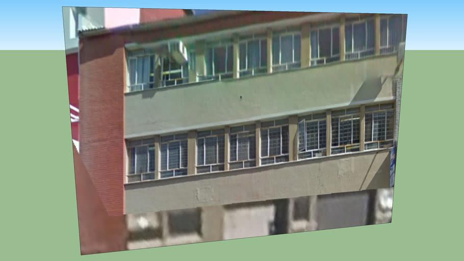 Gebäude in Cape Town, Südafrika