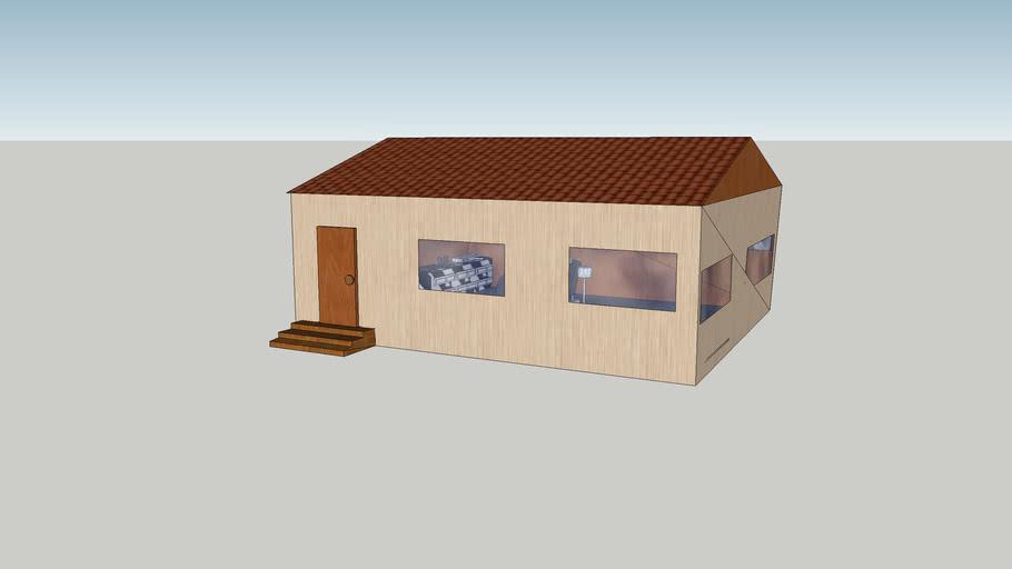A Beginners House