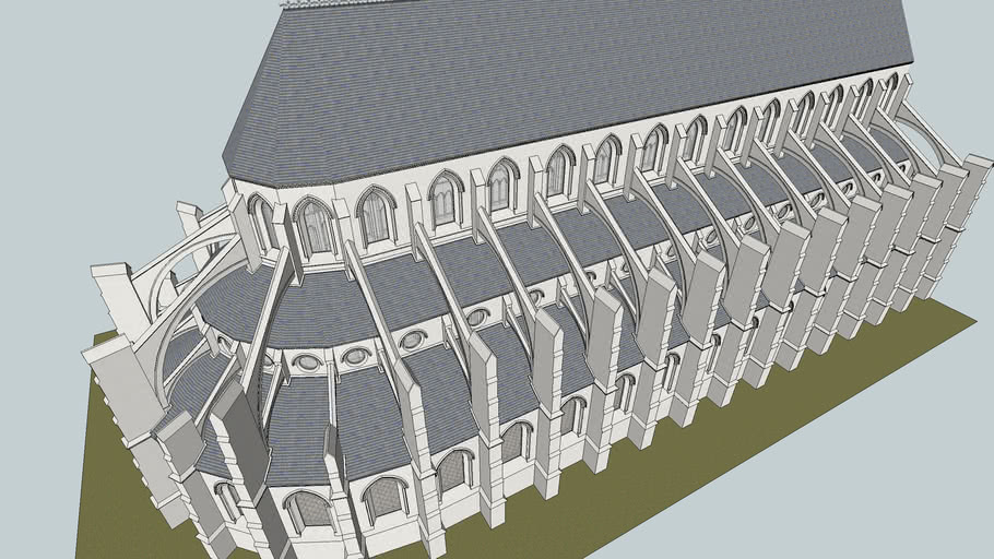 Early gothic structure (updated 19.05.13)