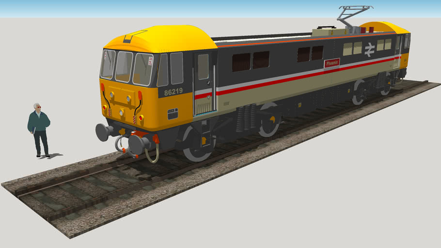 Class 86 Intercity Executive