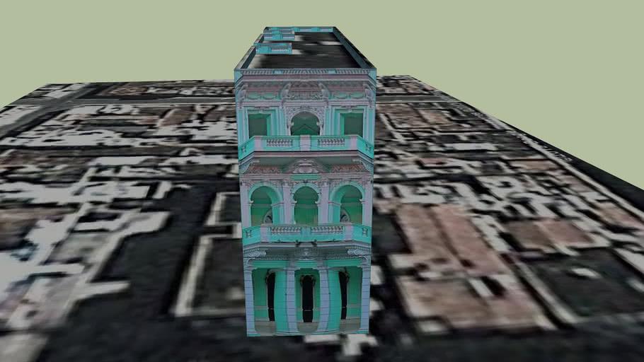 Edificio del MINAZ
