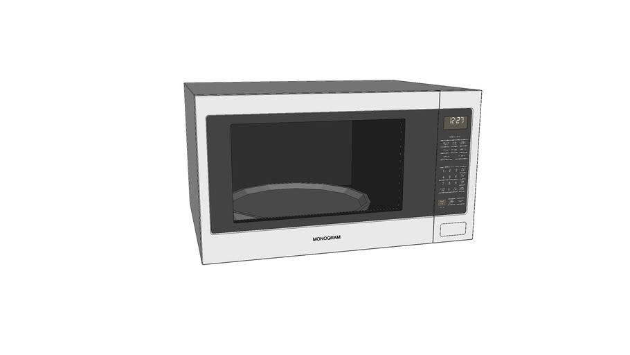 2.2 Cu. Ft. Countertop Microwave Oven