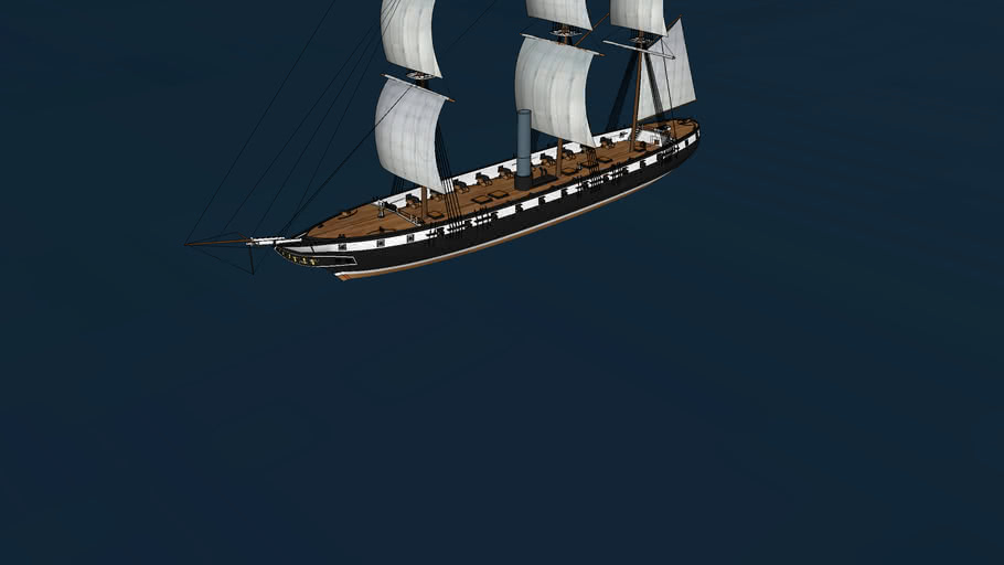 Ottoman Navy Ertugrul