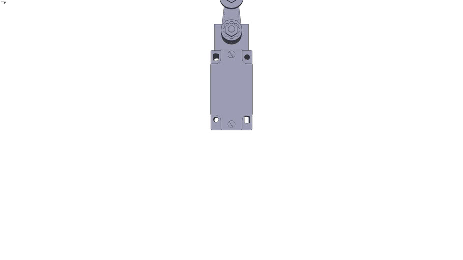 Limit switches OSISWITCH Classic metal XCK...roller level 2-pole NC+NO snap action