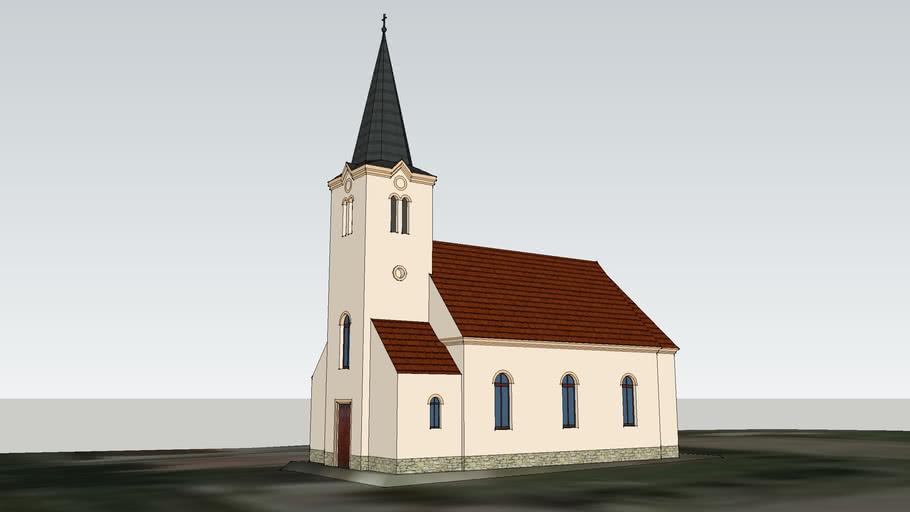 Evanjelický kostol Smižany