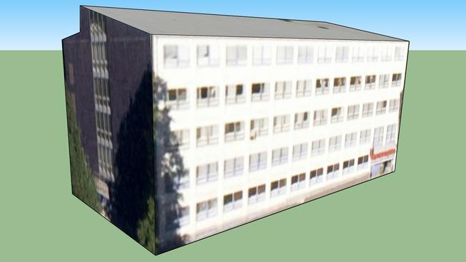 Bâtiment situé Helsinki, Finlande