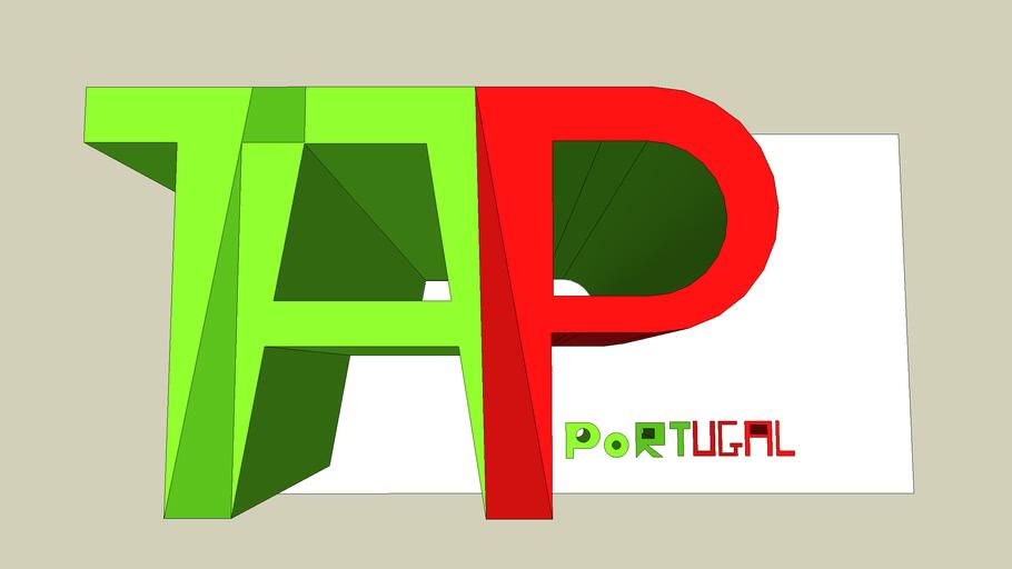 logotipo tap de portugal
