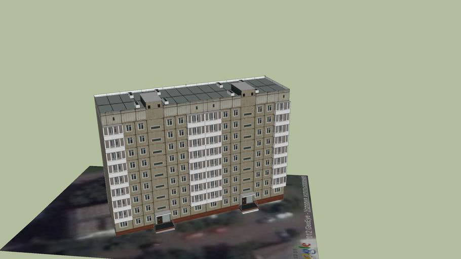 ЖКД бульвар Строителей, 35