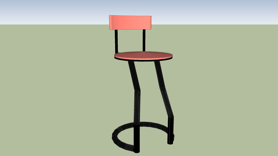 Bar Stool 4