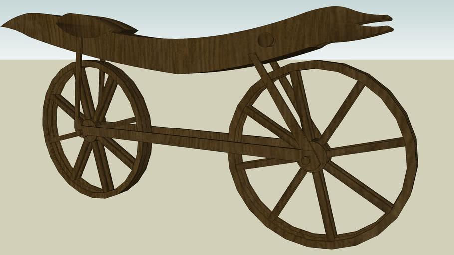 1790 Celerifere Bicycle