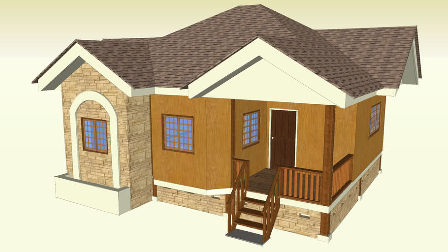 Detailed Native House