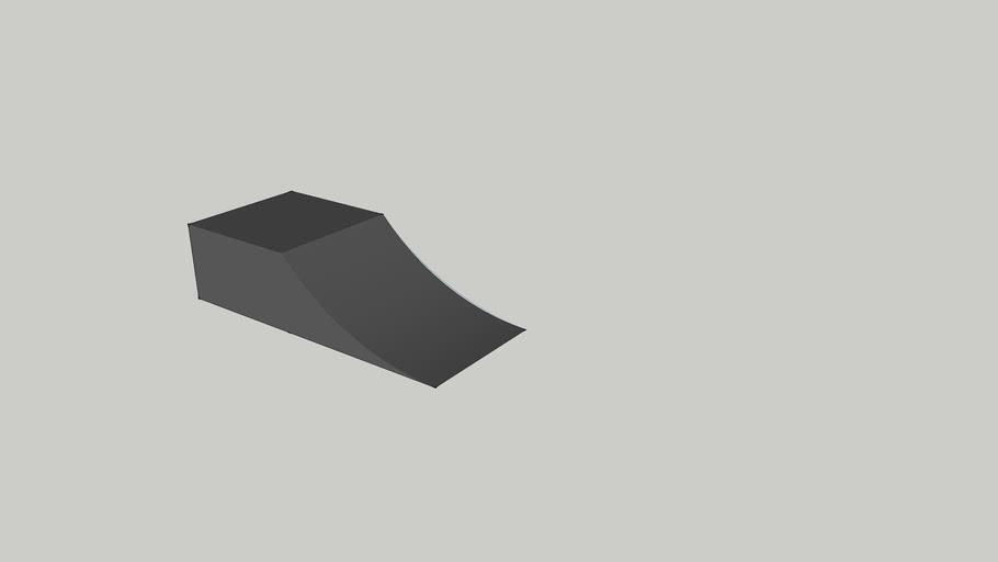black ramp