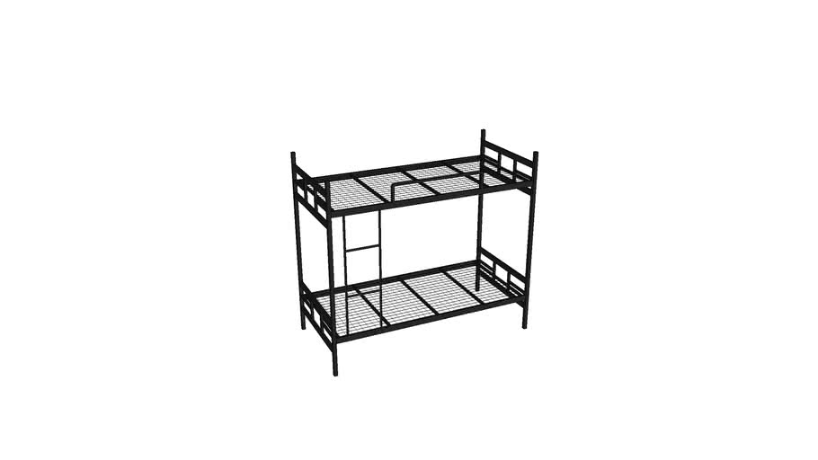Bunk Bed Layout by JHOANNA LEE M.
