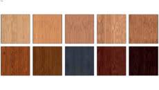 wood colors oak
