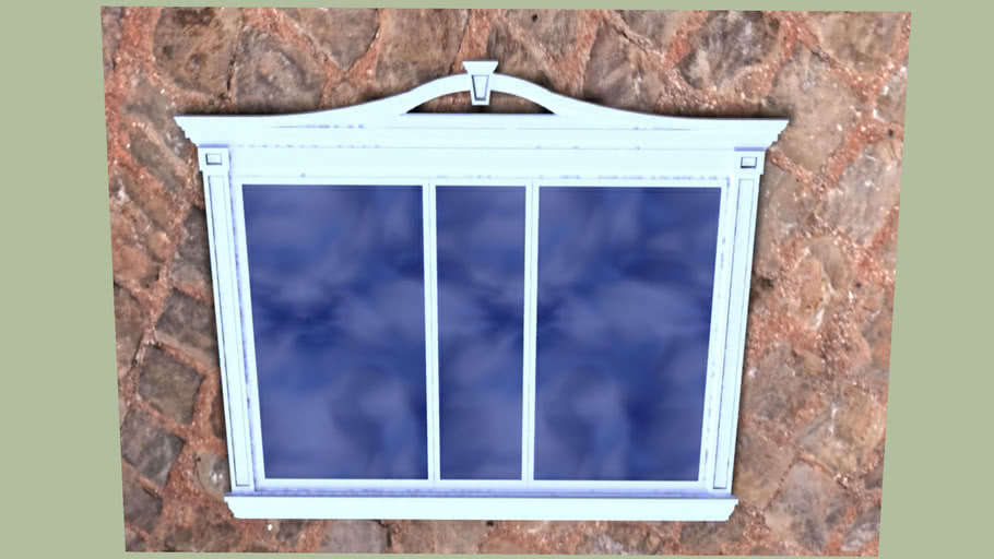 Classical Window Klasik Pencere