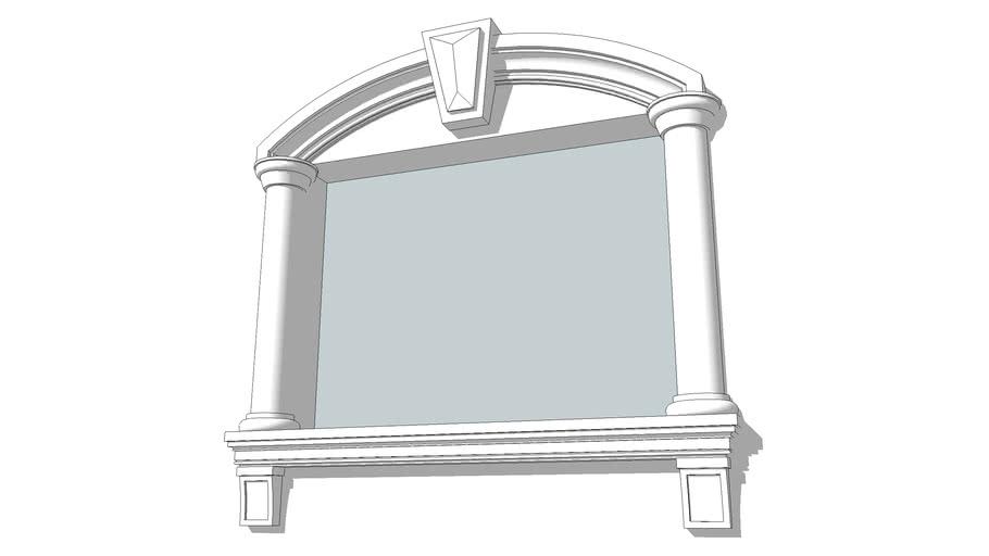 External window mouldings