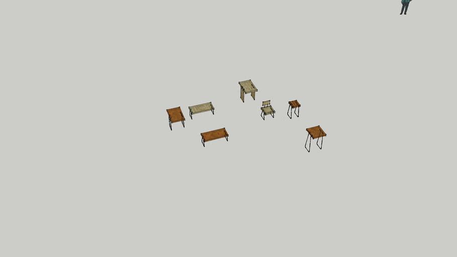 mobiliario especial nina