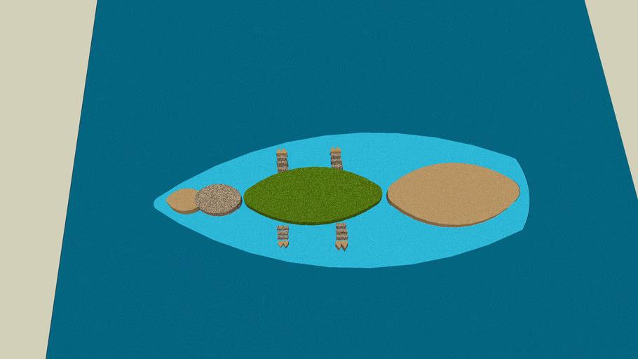 Platyzoa island