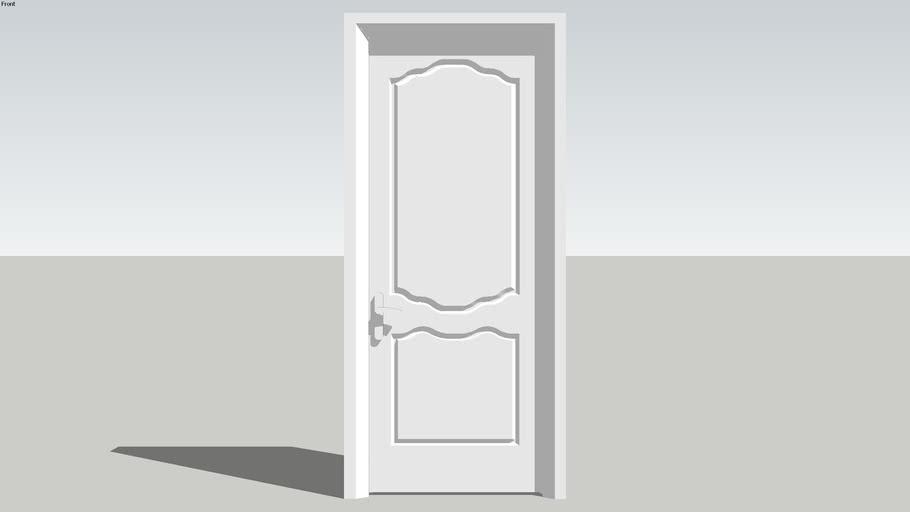 doors+vintage