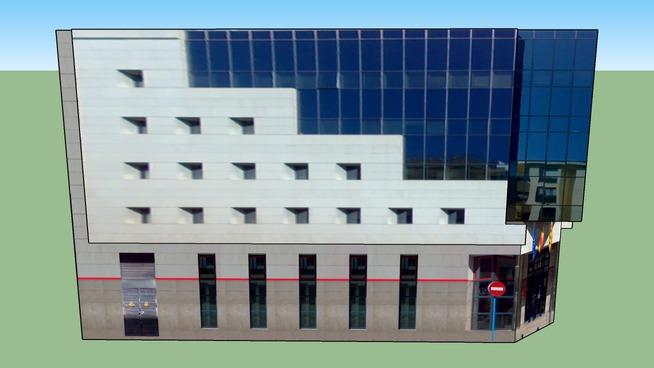 Oficina Generalitata Valenciana Prop. C/ Churruca, 29. Alicante. Alicante.