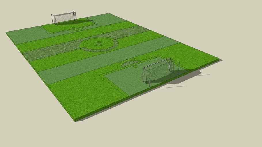 Futboll sahası