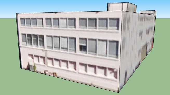 Bâtiment situé 69100 Villeurbanne, Franceent
