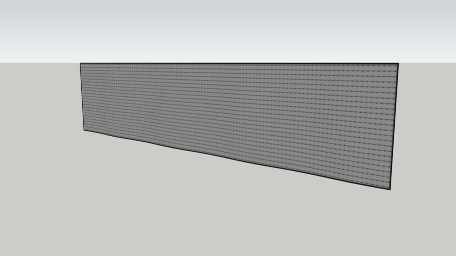 100MM Soft LED Curtain