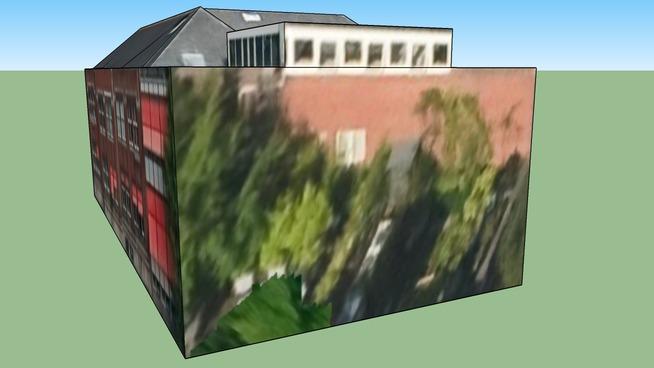 此建築物位於 阿姆斯特丹, 荷蘭
