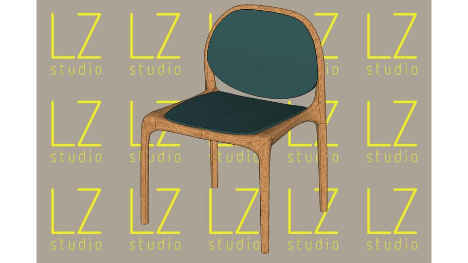 Cadeira Mila sem braços