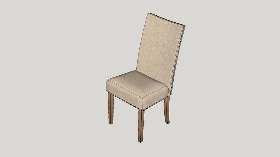 Mirmande Parsons Chair