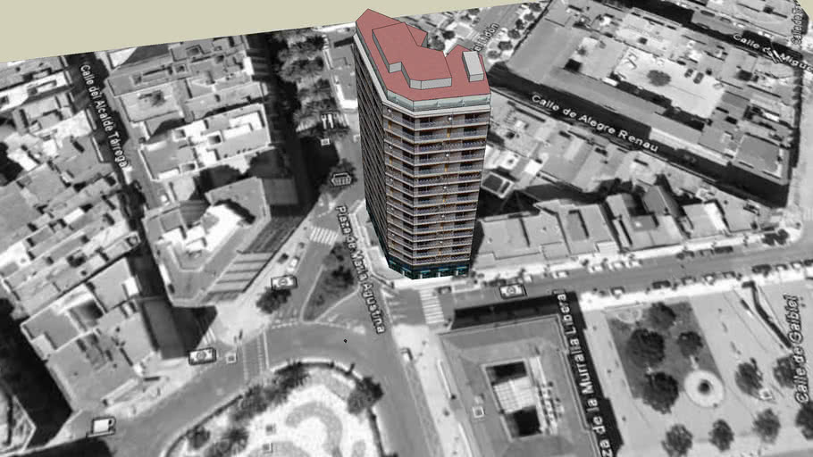Edificio Plaza Mª Agustina