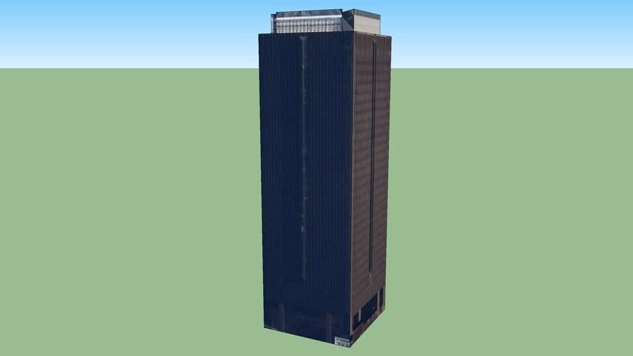 Big Building in Johannesburg