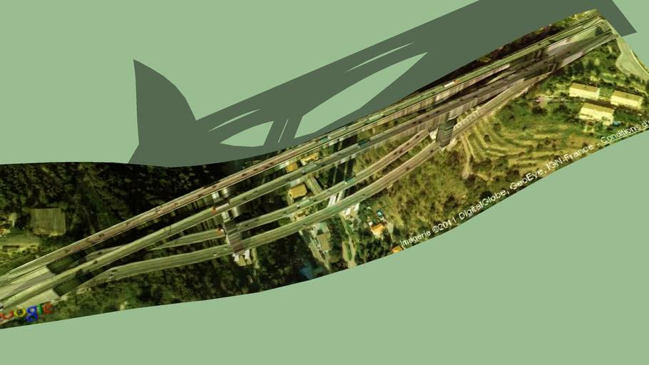 Viaduc de Magnan