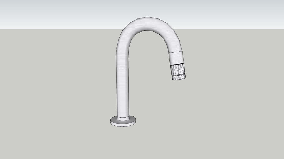 Grohe Universal pillar tap - cold water
