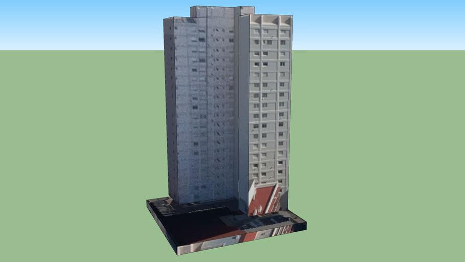 Edificio en Yrigoyen H. 1102-1200, Mar del Plata, Buenos Aires, Argentina