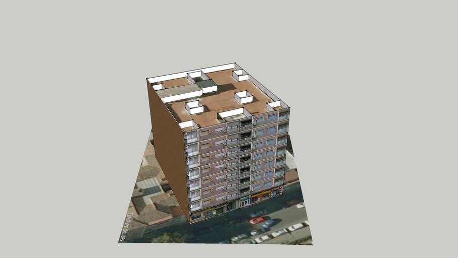 edificio Gonzalo gallas