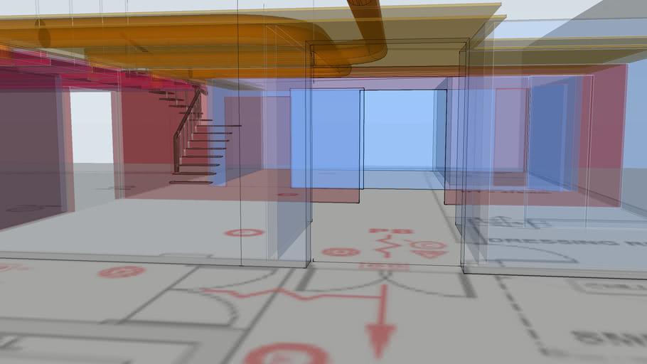 New plan prep room inbound and dispatch