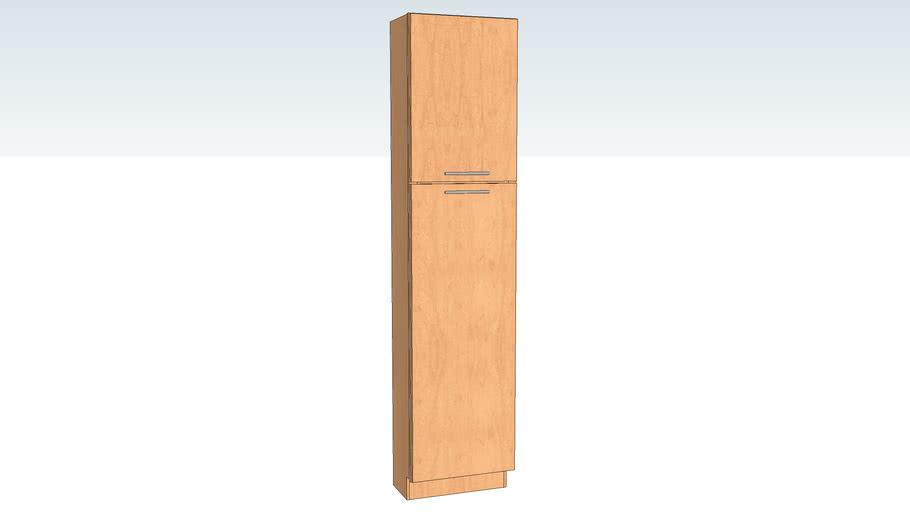 Utility Cabinet 90Hx12D