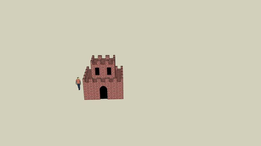 Super Mario Bros. Castle