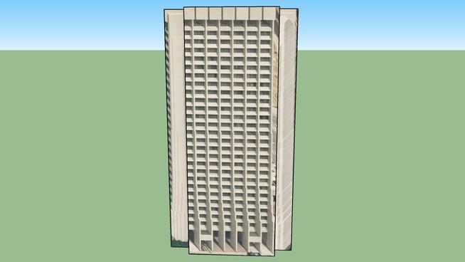 Building in Detroit, MI, USA 3