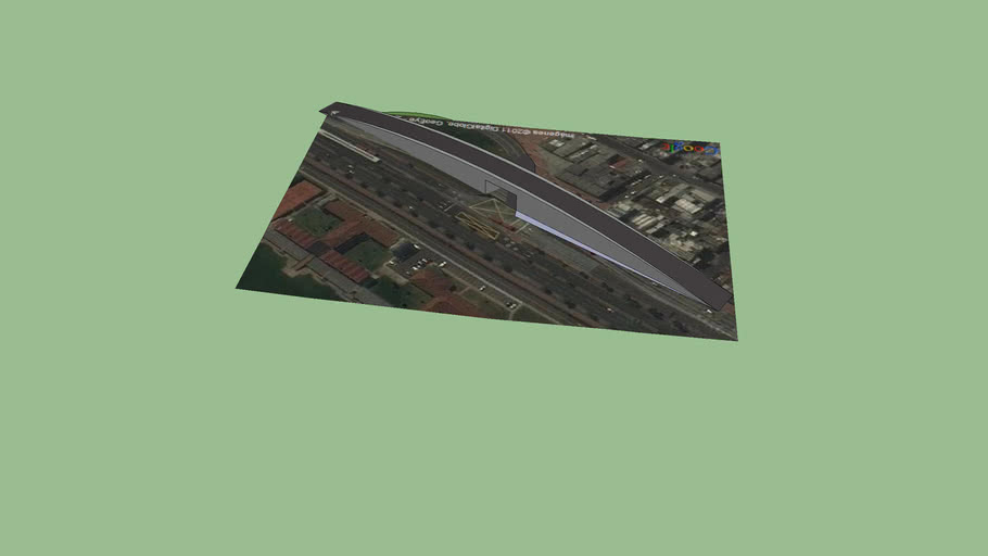 Puente Intercabiador Troncal Calle 80-Suba-NQS