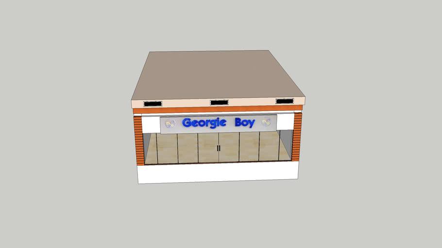 Local de Georgie Boy de Galerías Saltillo