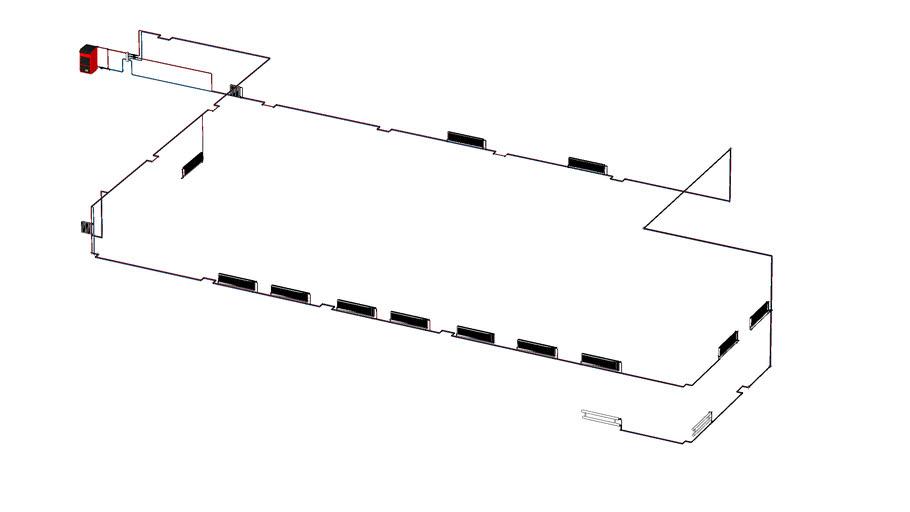 система опалення  меблевого цеху