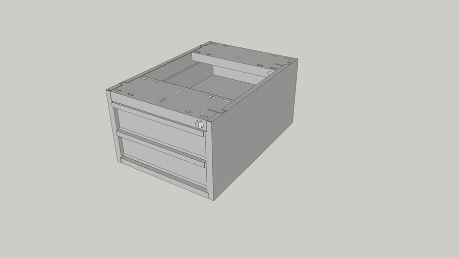 SSG Drawer cabinet OP2