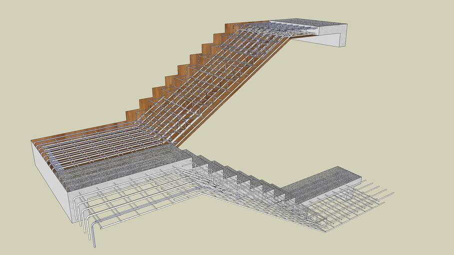Flat Stair