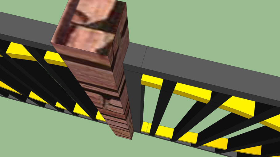 Iron Grill Dresign 3d Warehouse
