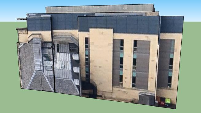 Building in Edinburgh EH2 2BD, UK