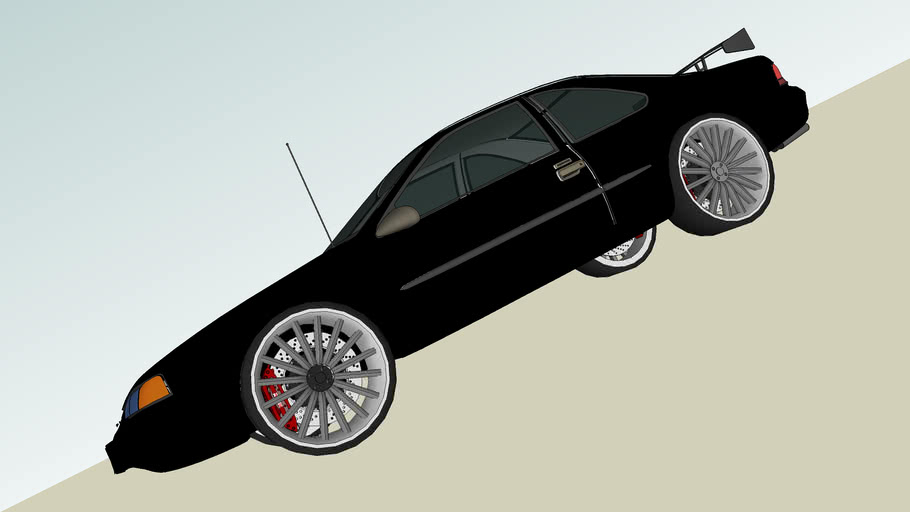Ford Thunderbird (Modified)