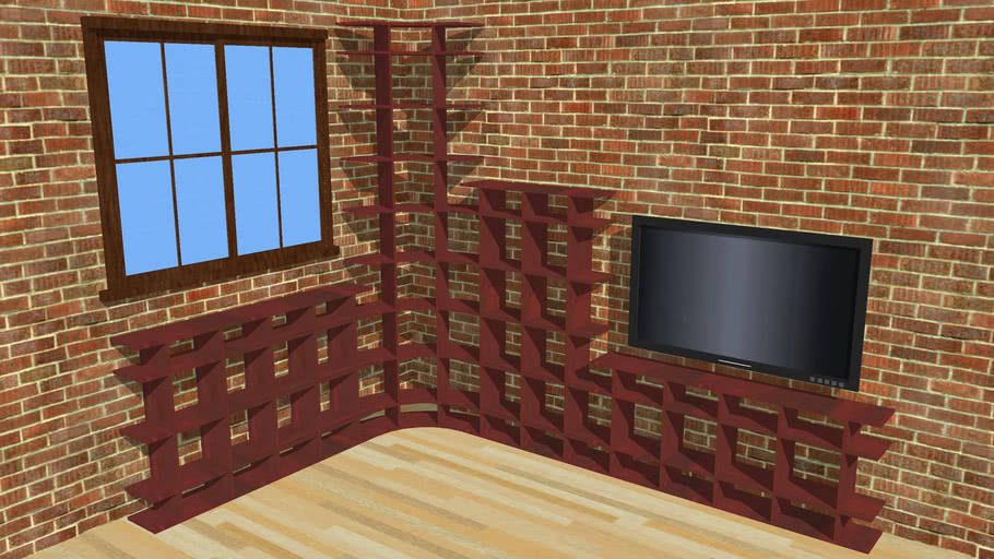Home Entertainment Center And Media