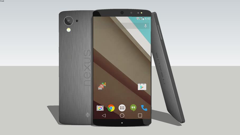 Google Nexus 6 (by T-GeN)